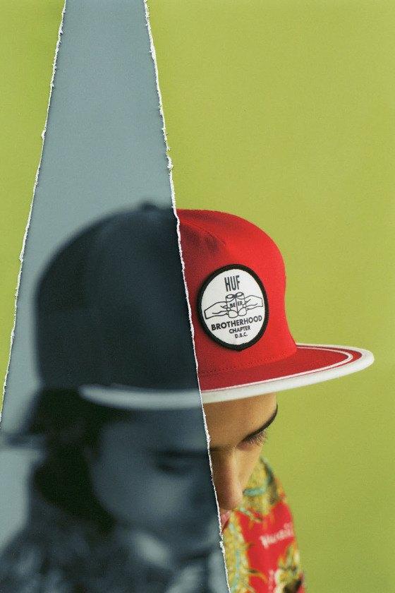 Калифорнийская марка HUF опубликовала лукбук новой коллекции. Изображение № 4.