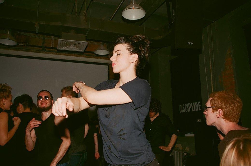 Фоторепортаж: «Дисциплина» в клубе Fassbinder. Изображение № 23.
