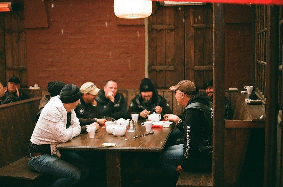 Фоторепортаж с мотошоу Swap Meet. Изображение № 12.