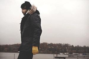 Магазин FOTT представил лукбук коллекции курток, выпущенных совместно с маркой Spiewak. Изображение № 9.