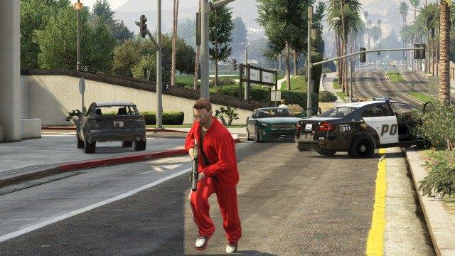 Агентство Media Lense: Фоторепортажи из горячих точек и бандитских районов в GTA V Online. Изображение № 28.