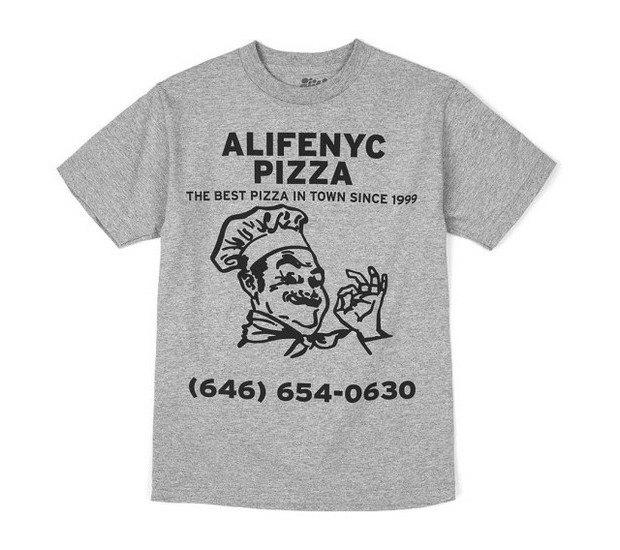 Американская марка Alife представила весеннюю коллекцию футболок. Изображение № 5.