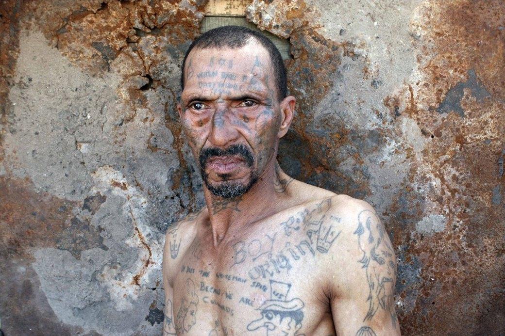 Южноафриканские тюремные банды и их татуировки. Изображение № 1.