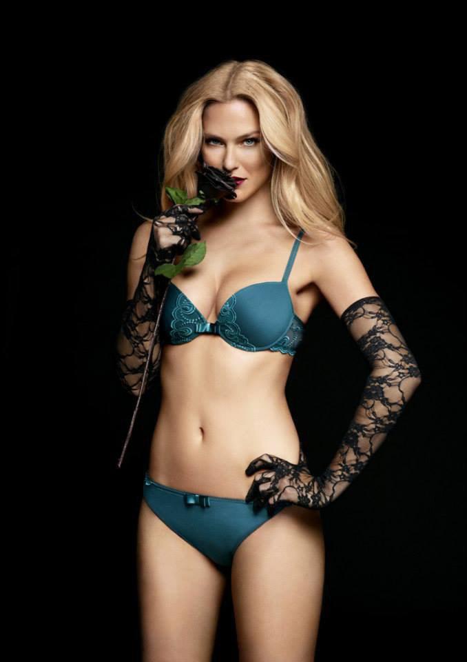 Модель Бар Рафаэли снялась в рекламе белья Passionata. Изображение № 5.