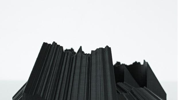 Дизайнеры отпечатали 3D-макеты альбомов Portishead, Ника Дрейка и Einsturzende Neubauten. Изображение № 19.