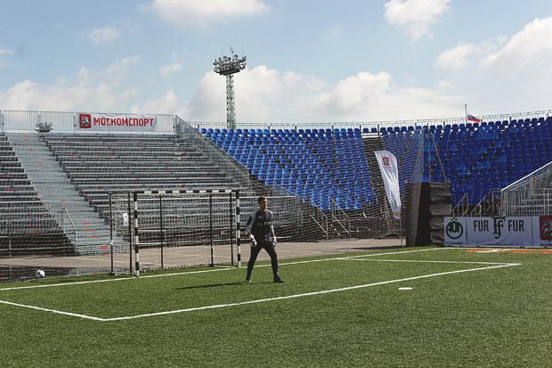 Детали: Репортаж с футбольного турнира магазина FOTT. Изображение № 4.
