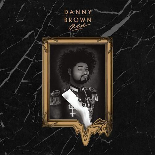 Рэпер Дэнни Браун представил обложку нового альбома. Изображение № 1.