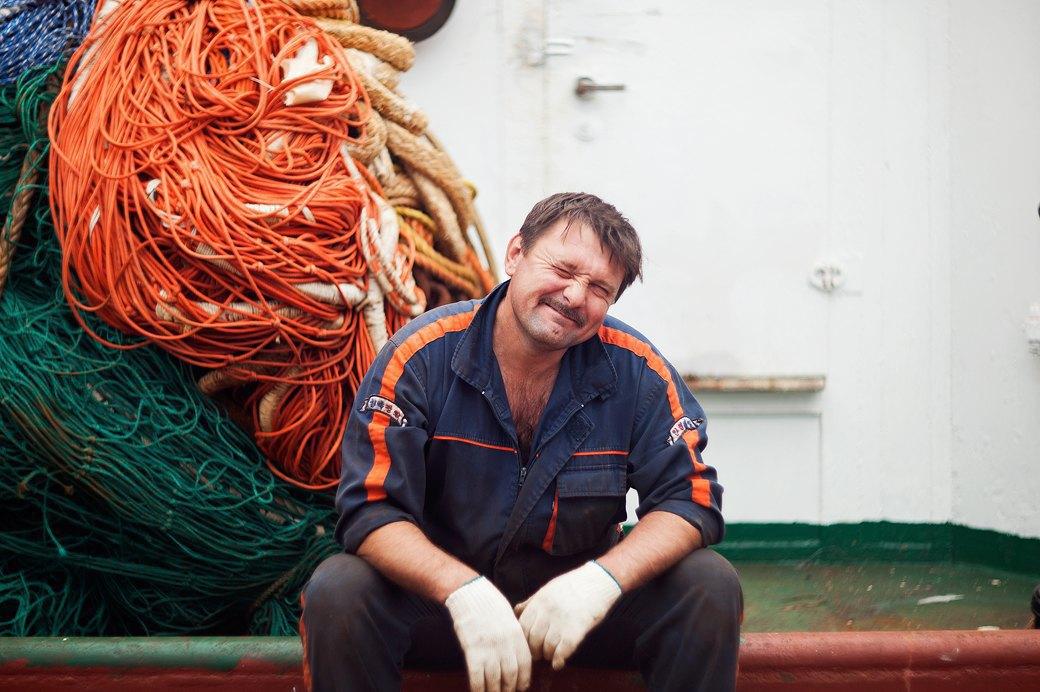 Как я бросил всё ради работы на морском судне. Изображение № 20.