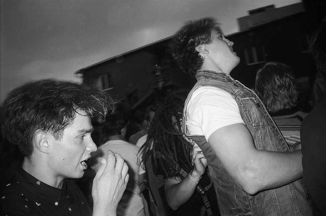 Фоторепортаж: Фестиваль новой российской рок-музыки «Боль». Изображение № 36.