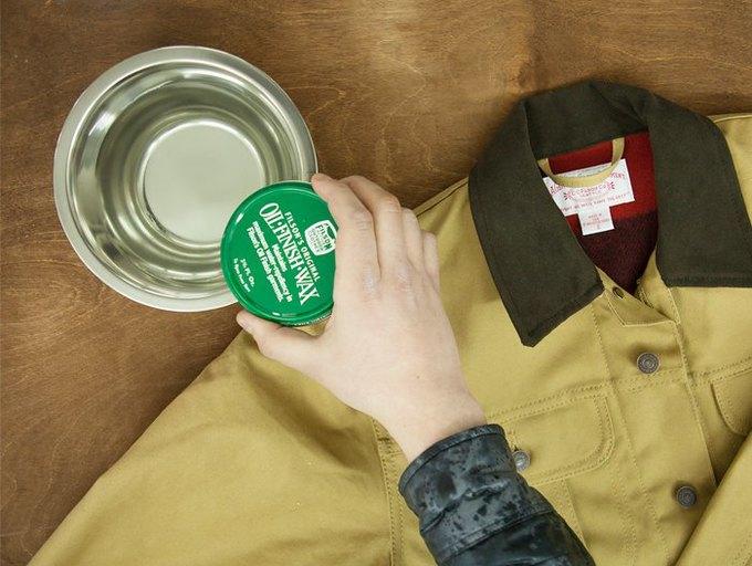 Совет: Как навощить куртку. Изображение № 3.