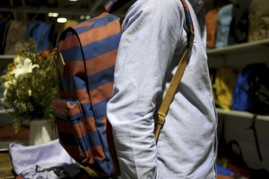 Превью осенней коллекции рюкзаков марки Herschel. Изображение № 1.