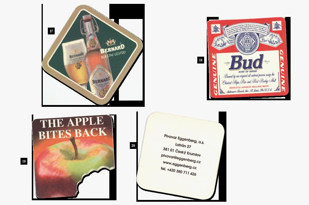 Коллекция бирдекелей: Избранные подставки под пиво дизайнера Никиты Трепцова. Изображение № 8.