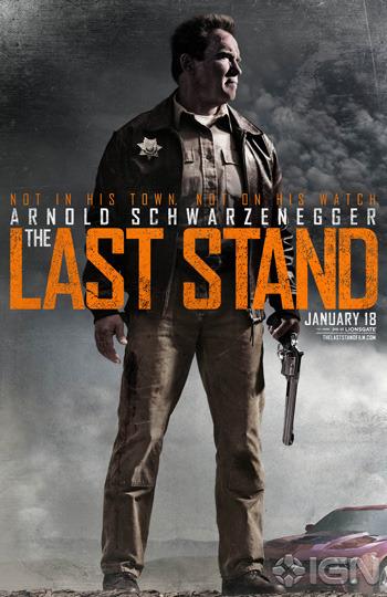 Арнольд Шварценеггер исполнит главную роль в новом боевике «Возвращение героя». Изображение № 1.