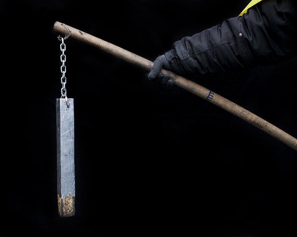 Фотопроект: Самодельное оружие украинской революции. Изображение № 14.