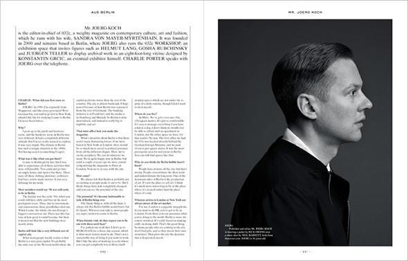 Изображение 9. Men's Digest: обложка Fantastic Man, блог Free/Man о мужских браслетах, распродажа Code7.. Изображение № 9.