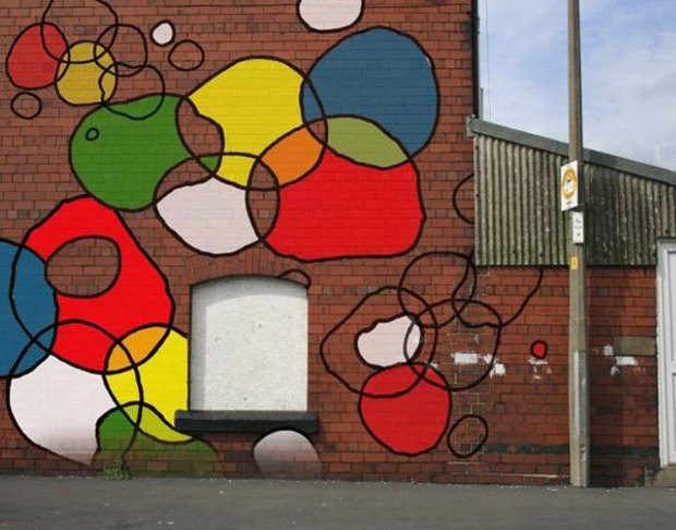 «Olympic Street Art Concept», AndyMercer, 2012 . Изображение № 5.