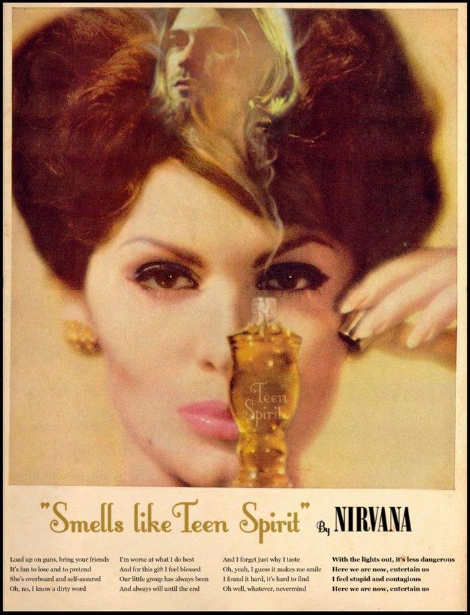 Ads Libitum: Звезды поп-культуры на винтажных рекламных плакатах. Изображение № 3.