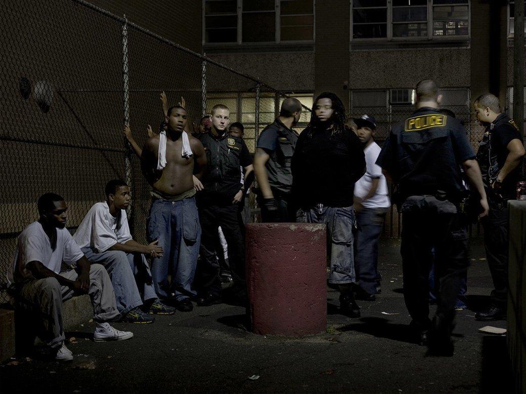 Несколько дней из жизни обычных американских полицейских. Изображение № 11.