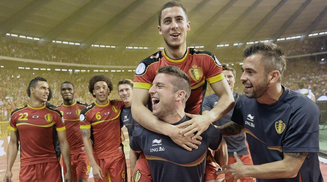 Неочевидные фавориты чемпионата: Сборная Бельгии. Изображение № 6.