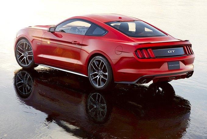 Ford представил новый Mustang шестого поколения. Изображение № 8.