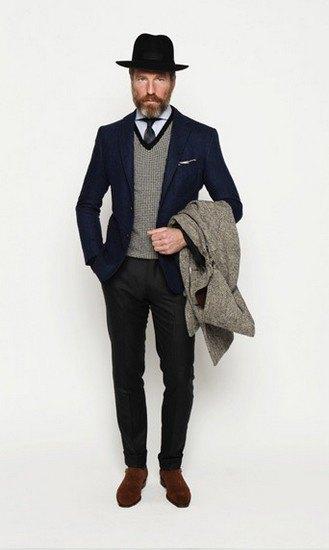 Марка Ovadia & Sons опубликовала лукбук осенней коллекции одежды. Изображение № 8.