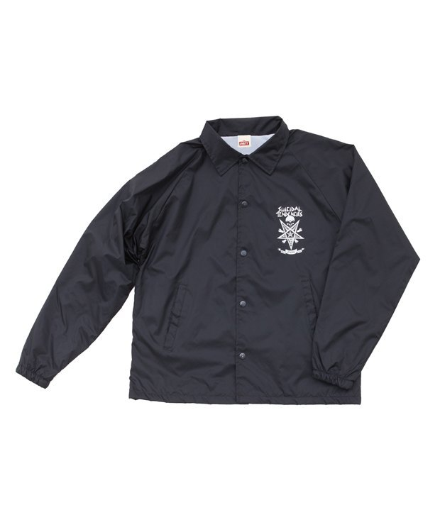 Марки Obey и группа Suicidal Tendencies выпустили совместную коллекцию одежды. Изображение № 10.