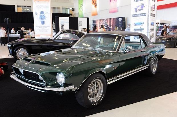 В Америке нашелся уникальный маслкар Shelby Mustang 1968 года. Изображение № 2.