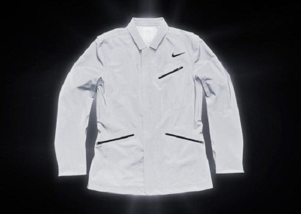 Марка Nike анонсировала новую коллекцию светящейся в темноте одежды. Изображение № 6.