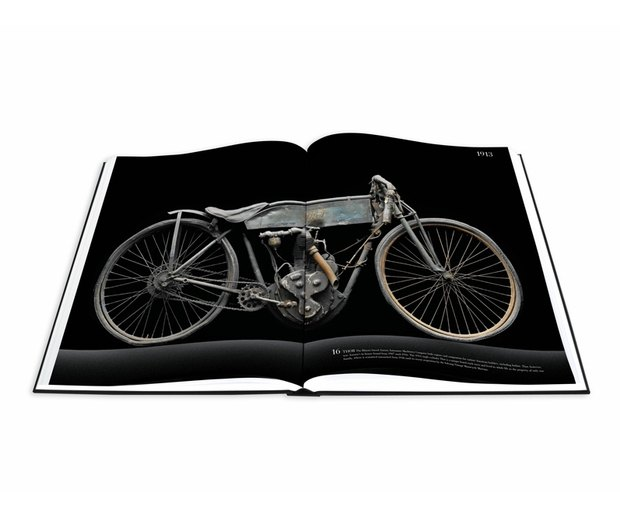 Вышла книга The Impossible Collection of Motorcycles. Изображение № 7.