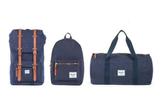Канадская марка Herschel выпустила новую коллекцию рюкзаков линейки Holiday. Изображение №10.