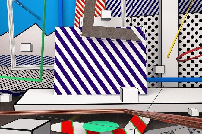Xранилище мемов, мертвый веб и кодинг-арт: 12 работ с биеннале цифрового искусства. Изображение № 2.