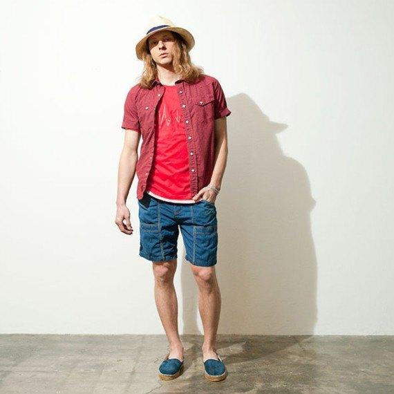Марка Nonnative опубликовала лукбук летней коллекции одежды. Изображение № 5.
