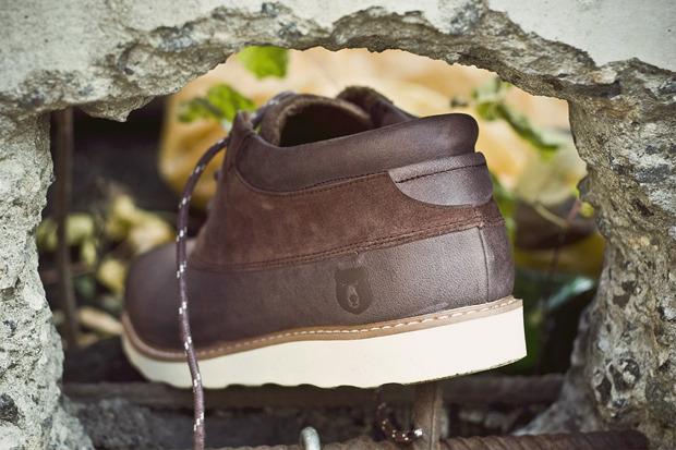 Новая марка: Кроссовки и осенние ботинки Apparel Bear Company. Изображение № 7.