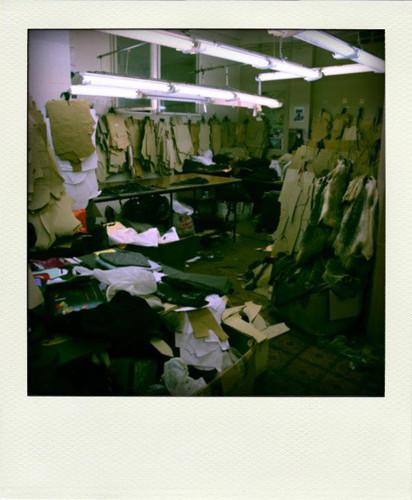 Фотографии с фабрики, где производятся вещи Grunge John Orchestra. Explosion. Изображение № 27.
