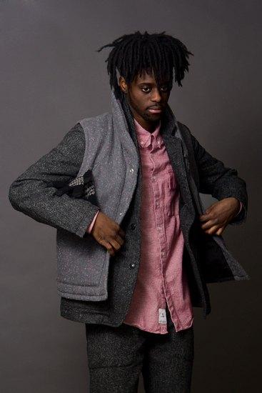 Английская марка Garbstore опубликовала лукбук осенней коллекции одежды. Изображение № 6.