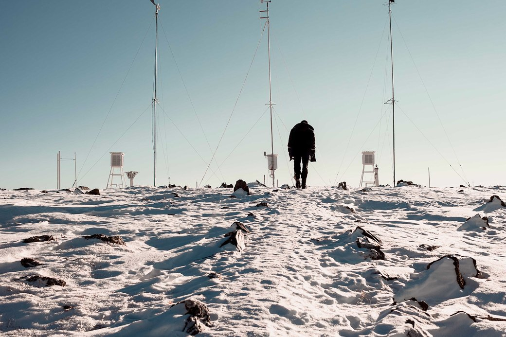 Как четверо метеорологов годами живут вдали от цивилизации. Изображение № 8.