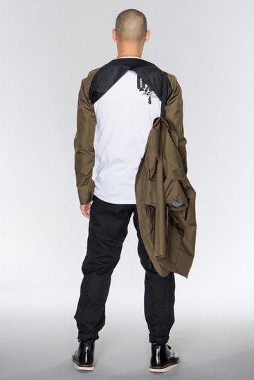 Немецкая марка Acronym опубликовала лукбук весенней коллекции одежды. Изображение № 10.