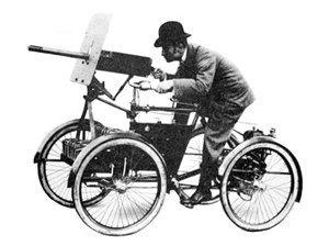 Железный конь: Как мотоциклы использовали в военных действиях. Изображение № 1.