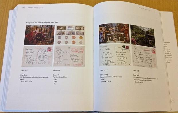 Письма Джона Леннона выпустят в виде приложения для iPad. Изображение № 2.