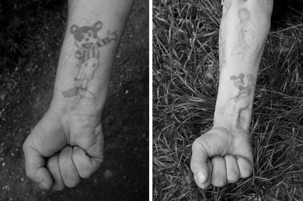 Польская тюремная тату: Краткий путеводитель по уникальному стилю. Изображение № 10.