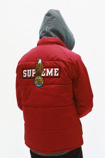 Марка Supreme опубликовала осенний лукбук. Изображение № 14.