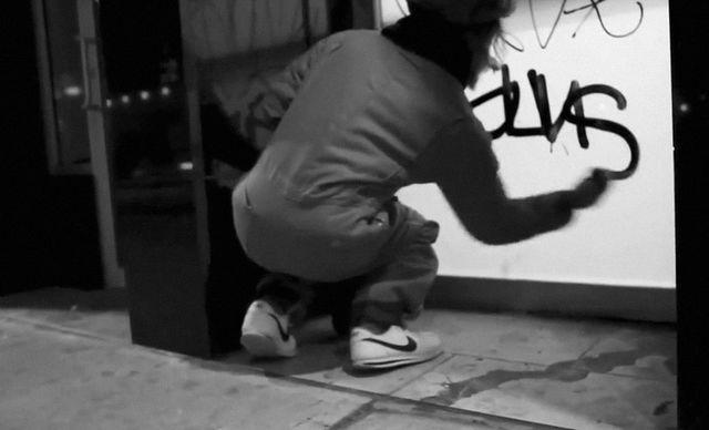 Как сделать краску для граффити в домашних условиях