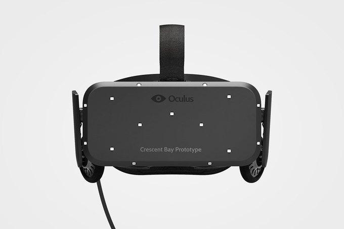 Oculus показали новый прототип шлема виртуальной реальности. Изображение № 3.