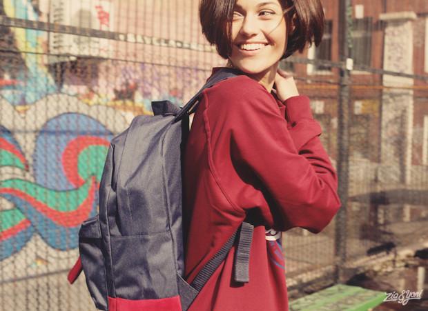 Российско-американская марка Ziq & Yoni выпустила лукбук весенней коллекции одежды. Изображение № 5.