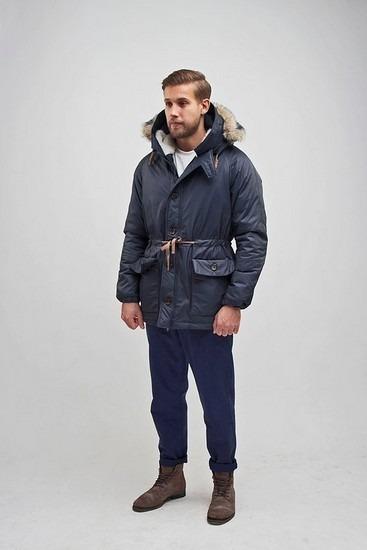 Петербургская марка Devo опубликовала лукбук зимней коллекции одежды. Изображение № 21.