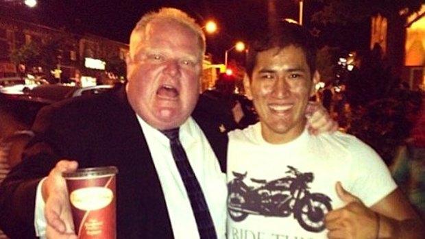 Канадская пресса составила список пьяных выходок мэра Торонто. Изображение № 2.