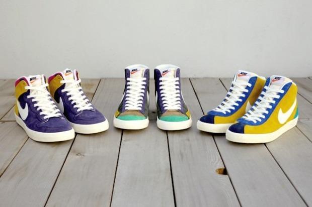 Nike Sportswear выпустила коллекцию винтажных кроссовок. Изображение № 1.