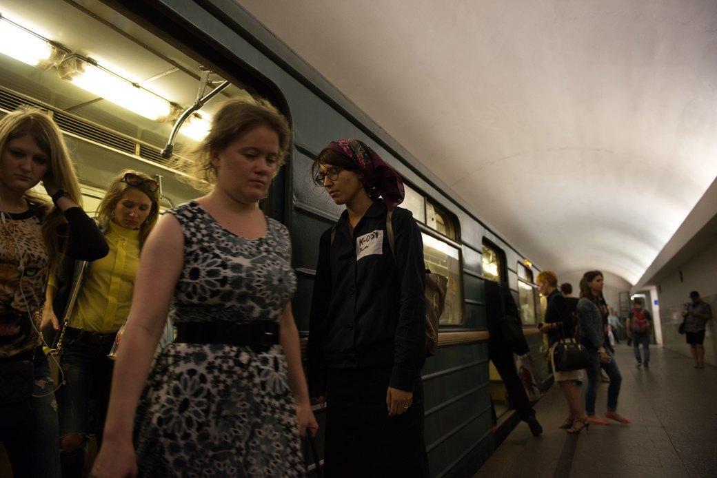 Не бойся: Катрин Ненашева о перформансах, своей выставке и женщинах в российских тюрьмах. Изображение № 2.