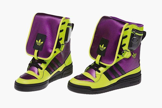 Джереми Скотт разработал новую коллекцию для Adidas Originals . Изображение № 15.
