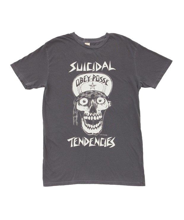 Марки Obey и группа Suicidal Tendencies выпустили совместную коллекцию одежды. Изображение № 15.